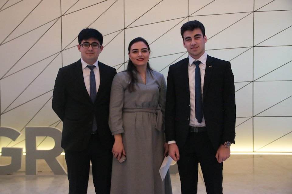 EYP Azerbaijan became an associative member of the NAYORA