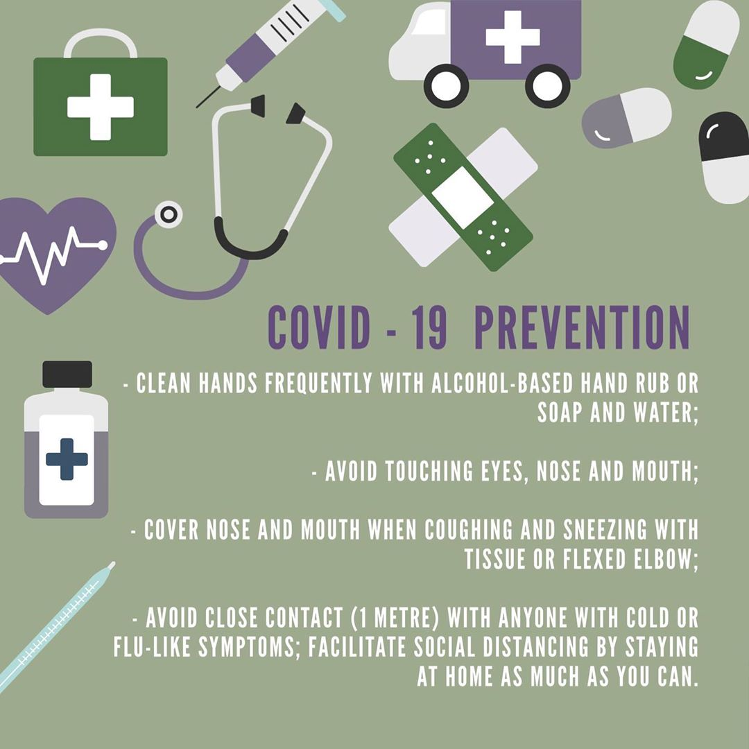 Basic Protective Measures For COVID-19 Prevention