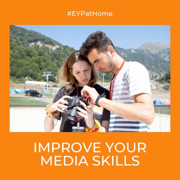 Improve Your Media Skills At Home!