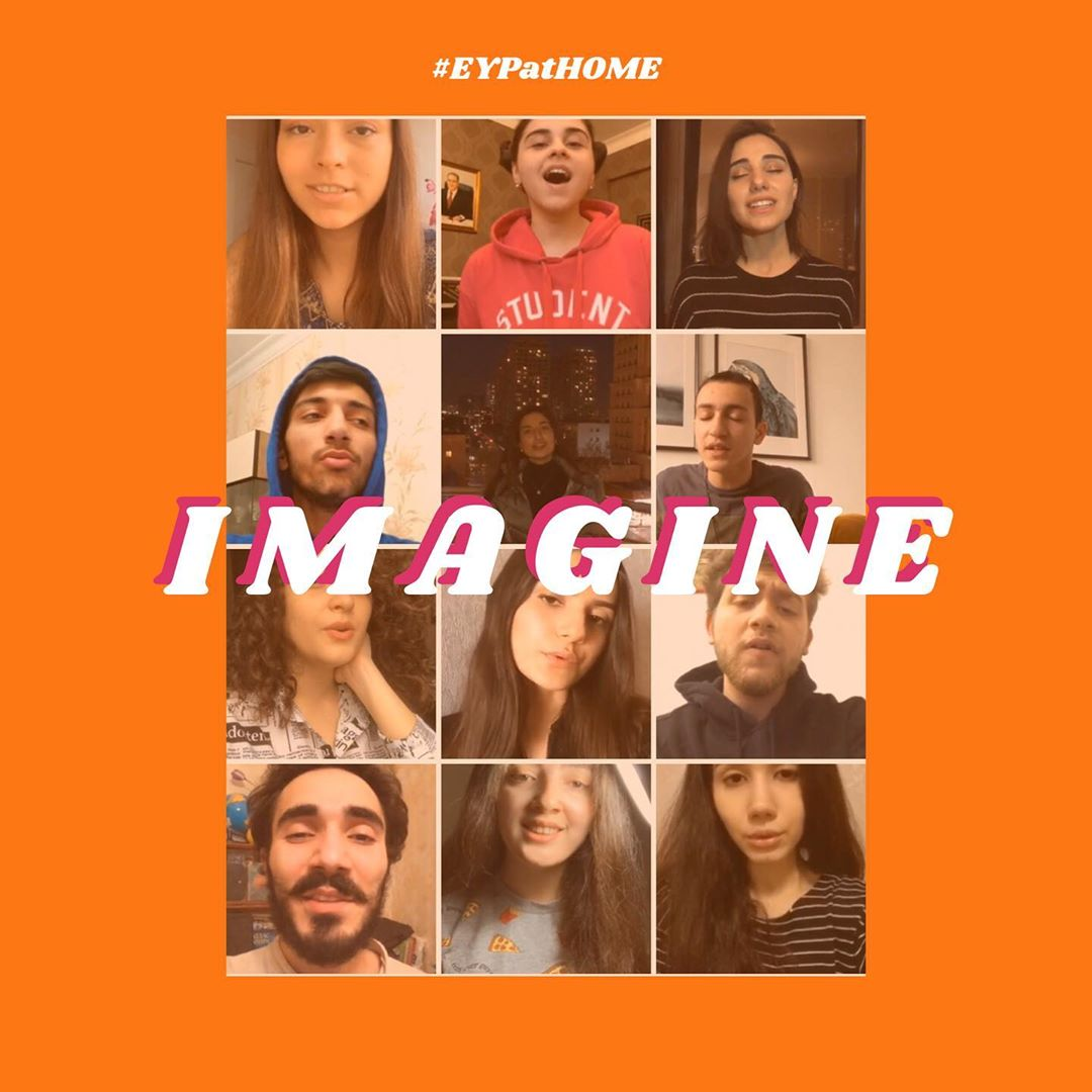 """Imagine"" by EYP Azerbaijan"